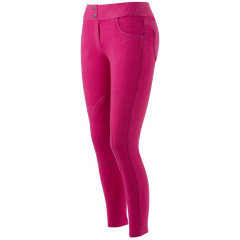 PANTALON ENFANT PULL ON FUSHIA