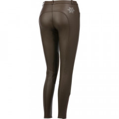 PANTALON FLOCON ENFANT CHOCOLAT