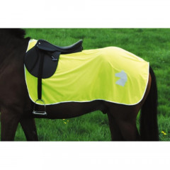 COUVRE REINS LEGER FLUO