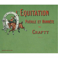 LIVRE L'EQUITATION PAR CRAFTY