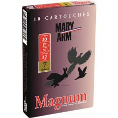 CARTOUCHES MAGNUM 20/32G