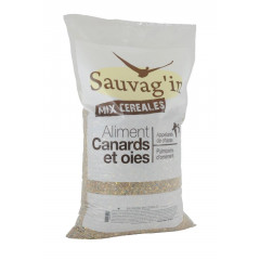 SAUVAG'IN CEREALE MIX 20KG