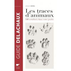 LIVRE LES TRACES D'ANIMAUX