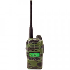 TALKIE WALKIE CAMO EASY PMR446 LCD