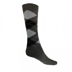 CHAUSSETTES BAMBOO GRIS FONCE/CLAIR