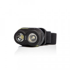 FRONTALE RECHARGEABLE USB VRH150