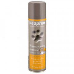 MOUSSE SHAMPOING SEC CHIEN 250ML