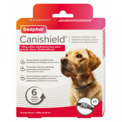 COLLIER CANISHIELD GRAND CHIEN
