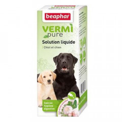 SOLUTION VERMIPURE CHIOT 50ML