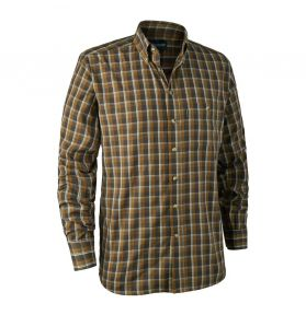 CHEMISE CHRIS MARRON