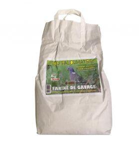 FARINE DE GAVAGE 4 KG+ 1 KG OFFERT