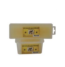 SAVON GLYCERINE COFFRET 400GR