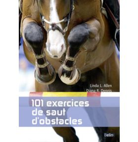 LIVRE 101 EXERCICES SAUT OBSTACLE