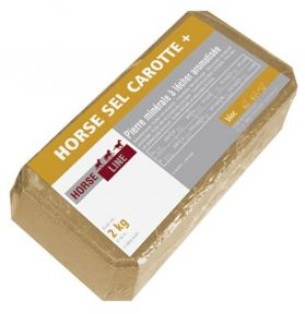 HORSE SEL AROMATISE 2KG