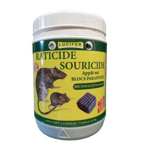 RATICIDE SOURICIDE BLOC 280G