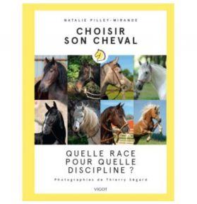 LIVRE CHOISIR SON CHEVAL RACE