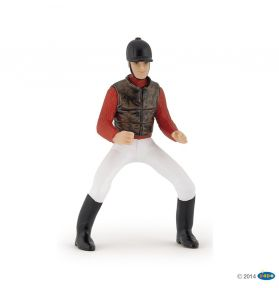 FIGURINE CAVALIER FASHION