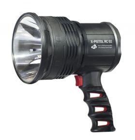 LAMPE PHARE PISTOLET RC02 600 LUMENS