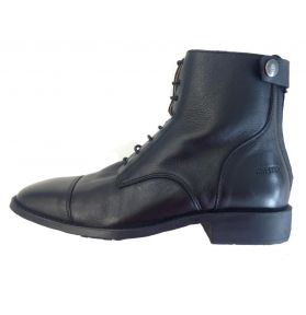 BOOTS A LACETS JUNIOR MAIA NOIR