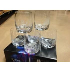 VERRES A WHISKY 290ML X6