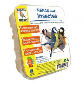 REPAS AUX INSECTES 315G