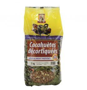 CACAHUETES DECORTIQUEES 2KG