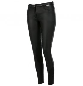 PANTALON FLOCON ENFANT NOIR