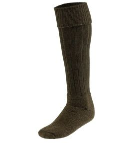 CHAUSSETTE SCARBA BRODEE BROCARD