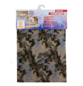 TAPIS CONFORT CAMOUFLAGE