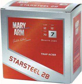 CARTOUCHES STARSTEEL 12/28G N7