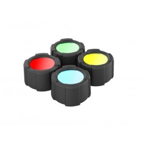 SET 4 FILTRES COULEURS MT14