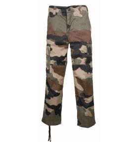 PANTALON JUNIOR TREILLIS CAMO
