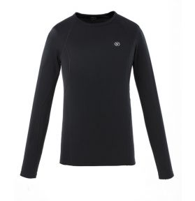 PULL COL ROND EASY BODY 4 NOIR