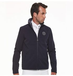 VESTE SOFTSHELL HOMME HECTOR MARINE