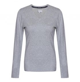 PULL FITTY MUST HAVE FEMME GRIS