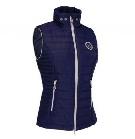 GILET SILVANA MUST HAVE FEMME MARIN