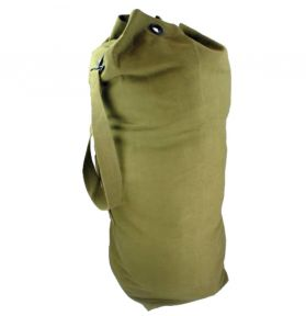 SAC PAQUETAGE MILITAIRE OLIVE