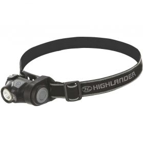 FRONTALE SHINE 3W CREE LED ROUGE