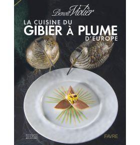 LIVRE CUISINE GIBIER PLUME D'EUROPE