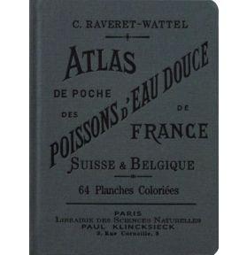 ATLAS DE POCHE POISSONS D'EAU DOUCE