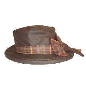 CHAPEAU FEMME THELMA  BROWN