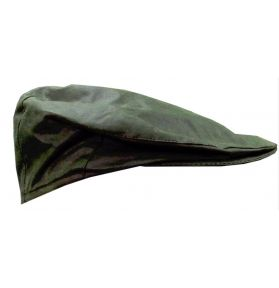 CASQUETTE ANGLAISE OLIVE