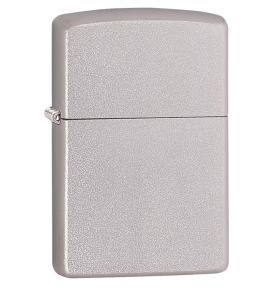 BRIQUET ZIPPO CHROME FINITION SATIN