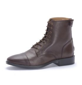 BOOTS CSO LACETS MARRON