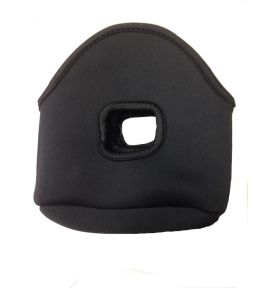 PROTECTION D'ETRIERS NEOPRENE NOIR