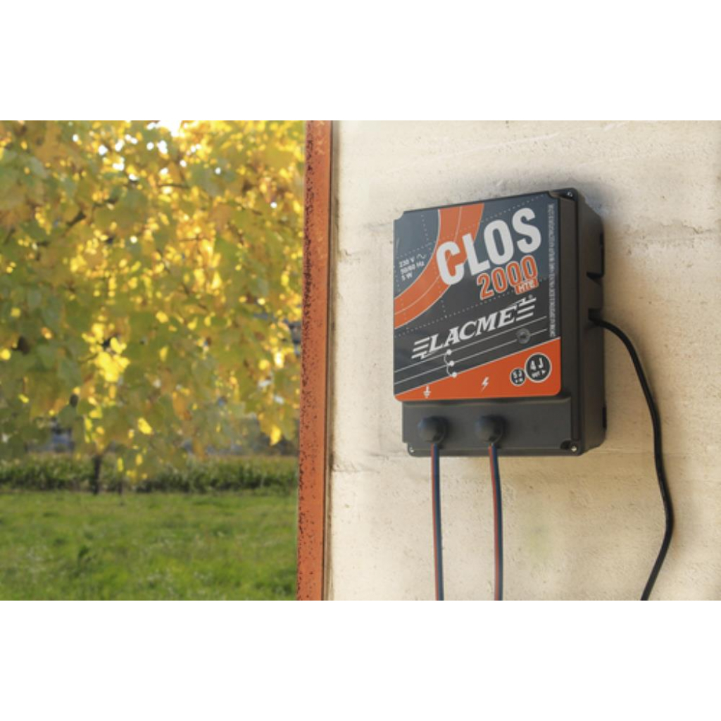 ELECTRIFICATEUR CLOS 2000 LACME