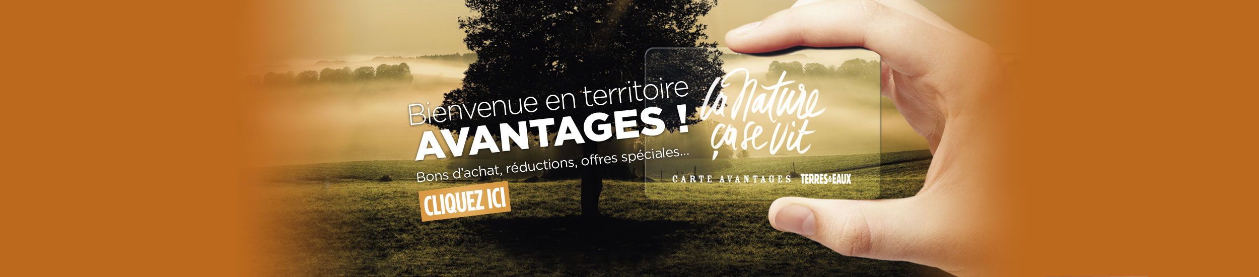 Carte Avantages - Animal & Préhome
