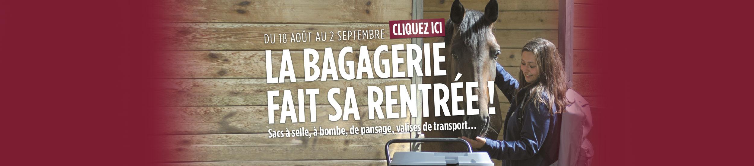 LA BAGAGERIE, FAIT SA RENTRÉE !