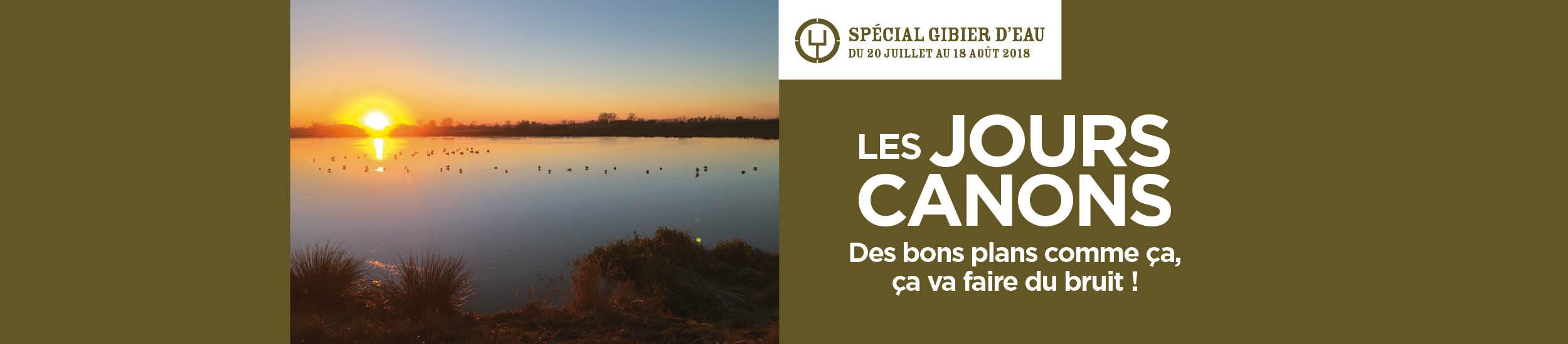 LES JOURS CANONS !
