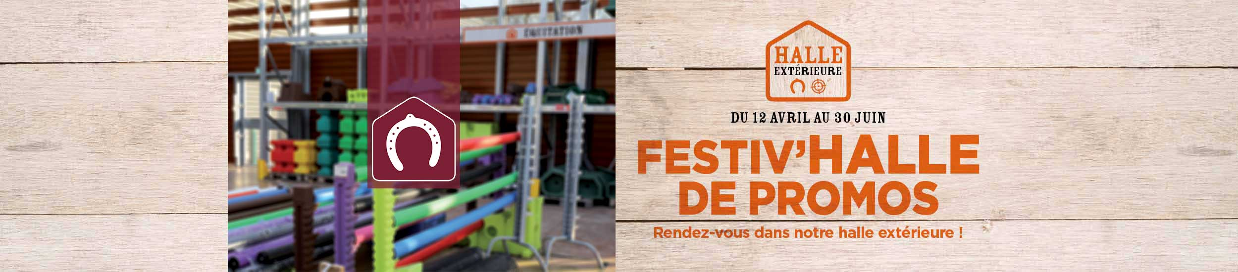 FESTIV'HALLE DE PROMOS CAVALIERS